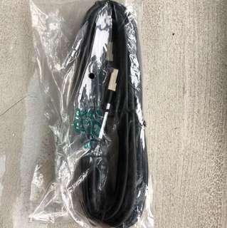 4.5M Shield STP Cat5e LAN cable