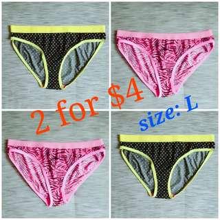Lady's underwear