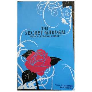 The Secret Garden: Fully Illustrated and Adapted