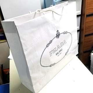 Big Parada Paper Bag size 58x48x16cm