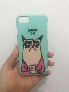 Hardcase grumpy cat for Iphone 7