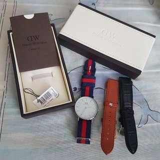 jam tangan daniel wellington dw classic sheffield bukan seiko casio