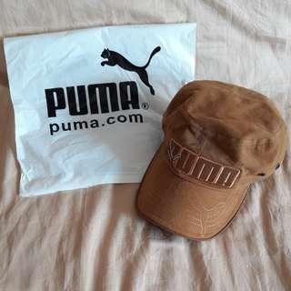 **PUMA brown CAP**