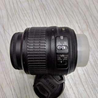 18-55mm Nikon Lens