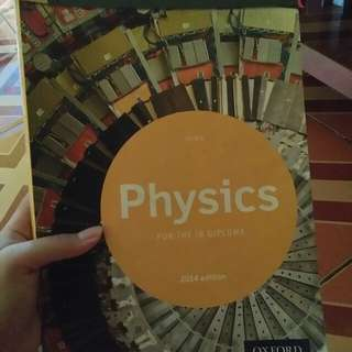 Physics For IB Diploma: Study Guides 2014 Edition