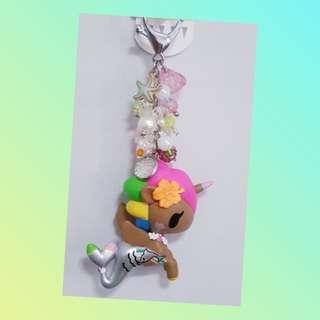 *sale* Lei-la Mermicorno beads Keychain