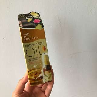 Argan Hair Treatment Oil
