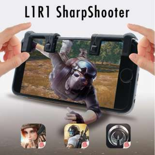 L1R1 Sharpshooter ROS PUBG Controller Clip Rules of Survival Joystick ( PLS READ DESCRIPTION)