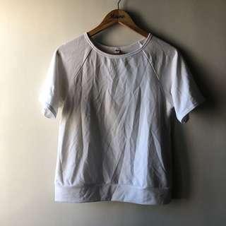Uniqlo Top — White
