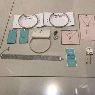 Bardot, Lovisa, more jewellery and accessories