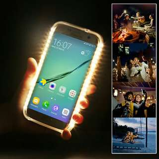LED Light Up Samsung Galaxy S7 Phone Case