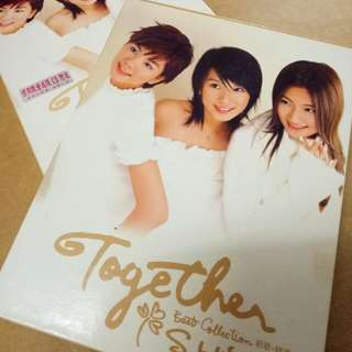 S.H.E Together Best Collection