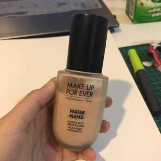 🚚 Makeup for ever 恆久親膚雙用水粉霜