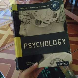 Psychology Oxford IB Diploma Programme John Crane