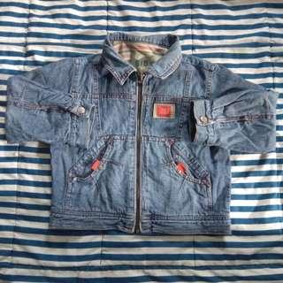jacket jeans anak