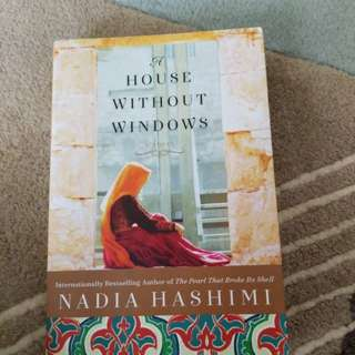 The house without windows by Nadia Hashimi
