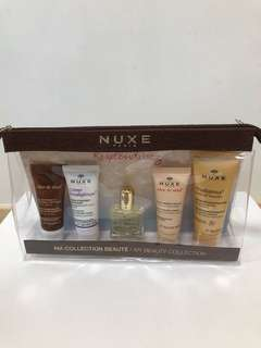 NUXE The Essentials Travel Kit( 3 x 15ml, 10ml, 30ml )