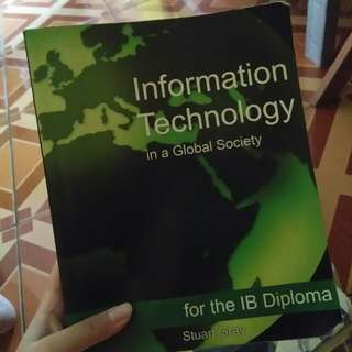 Information Technology in a Global Society Stuart Gray