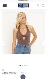 Have this top in black
