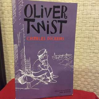 Oliver Twist Fully Illustrated and Adapted