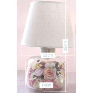 Lamp flower