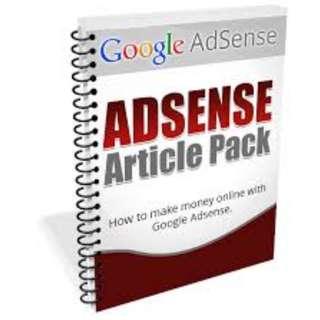 25 Google Adsense Articles