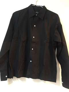 APC Black women shirt