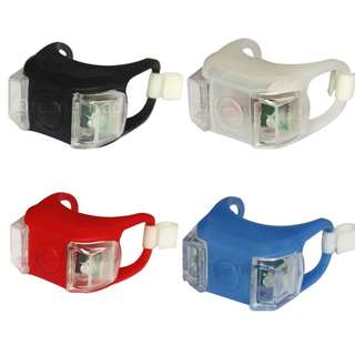 Brand New Bicycle Silicon Frog LED Light. $1 per frog light. Clearance Sale!!!