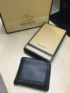 Braun Buffet Wallet