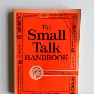 The small talk book