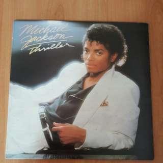 Michael Jackson - Thriller ( Ablum vinyl record)