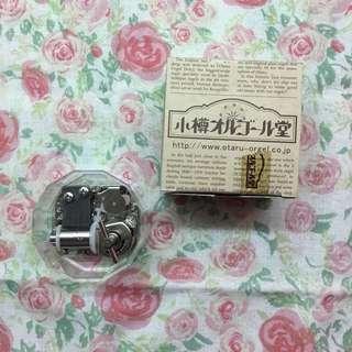 日本小樽音樂盒