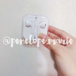 Buy 1 Get 1 Free High-Quality Apple Earpods with Volume Control and Mic (White) + Free Shipping