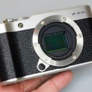 Kredit Fujifilm X-a10 Cicilan 6 Bulan