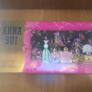 Anna Sui 5×miniature collection