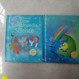 The Usbourne Little Encyclopedia