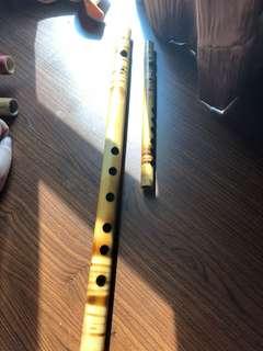 C scale flute