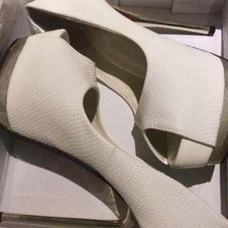 氣質美女顯瘦高跟鞋👠
