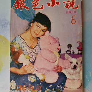 銀色小說畫報月刊第5期