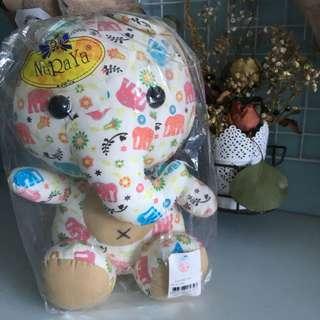 NaRaYa Elephant Doll