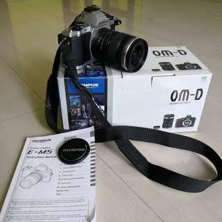 Olympus OMD EM5