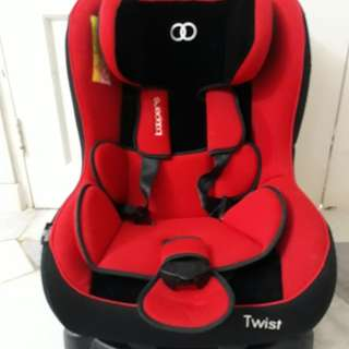 Koopers Twist Carseat