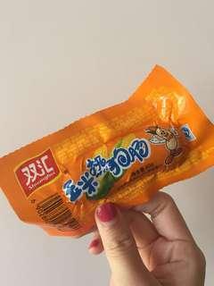 粟米熱狗腸
