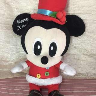 Mickey Mouse Christmas attire