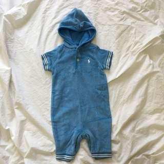 Ralph Lauren Baby Onesie