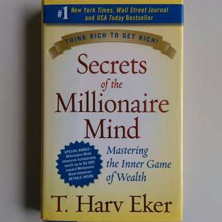 Secrets of the millionare mind