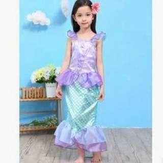 Princess Mermaid Dress