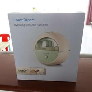 Osim uMist Dream Humidifier (Brand New)