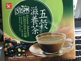 [全新]五榖滋養茶(盒裝)