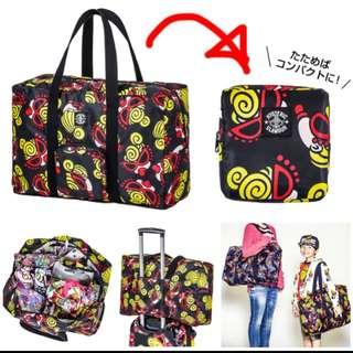 日本直送 Hysteric黑超B雜誌旅行袋